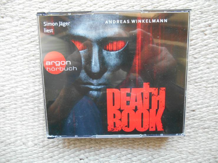 argon-hörbuch: Death Book. - Hörbücher - Bild 1