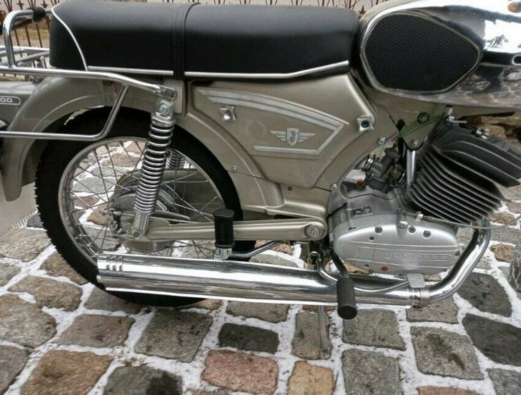 Bild 2: Zündapp ks 100 Typ 518
