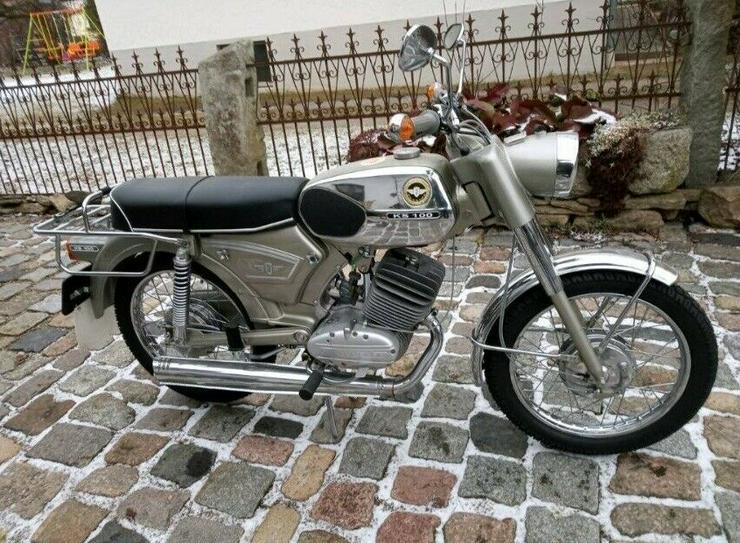 Zündapp ks 100 Typ 518