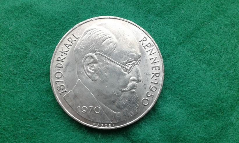 Silber-Münze Österreich