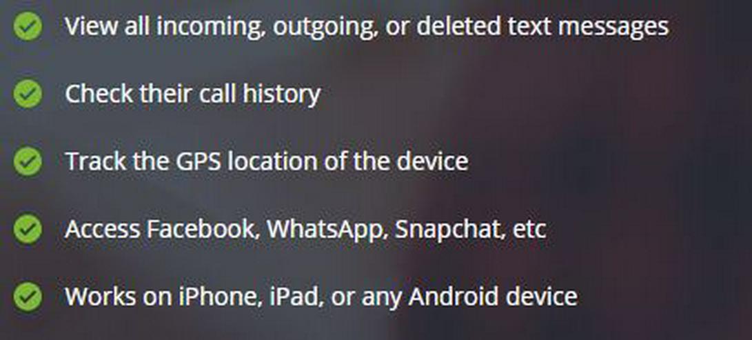 Bild 5: Android & Ios Überwachungssoftware