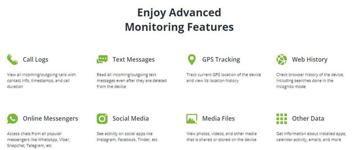 Bild 4: Android & Ios Überwachungssoftware