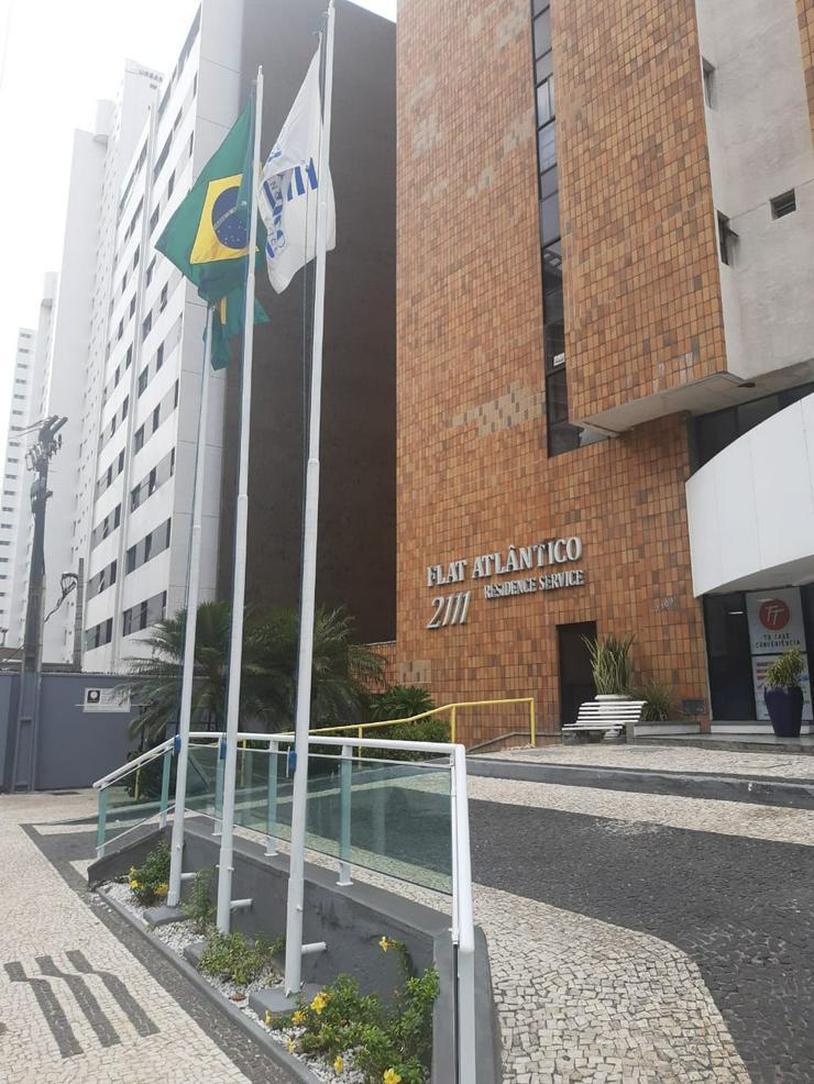 Bild 2: Ich verkaufe in Brasilien in der Stadt Fortaleza eine komplett renovierte Wohnung