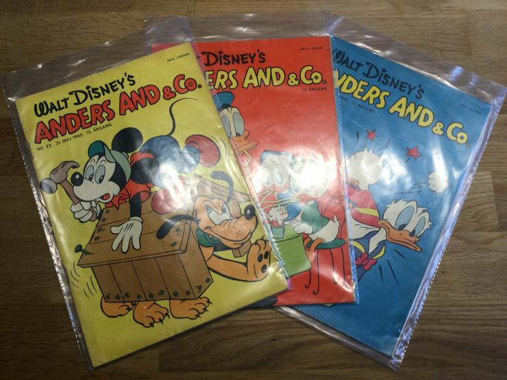 Bild 2: Walt Disney's Konvolut