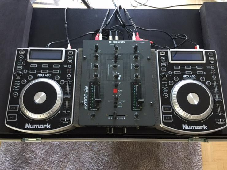 DJ ANLAGE - Neuwertiger Top-Zustand