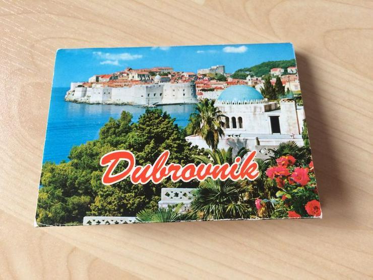 Leporello Dubrovnik, 70er Jahre