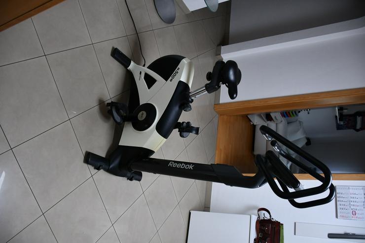 Cardio-Heimtrainer Reebok B500e+Wonder Core 6-in-1 Fitnessgerät 2