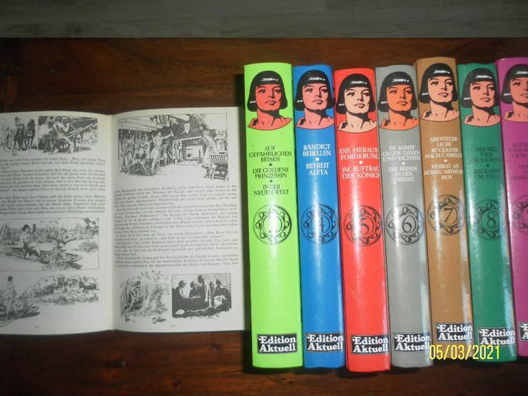 Bild 2: PRINZ EISENHERZ Bücher 9 Bände, HAL FOSTER
