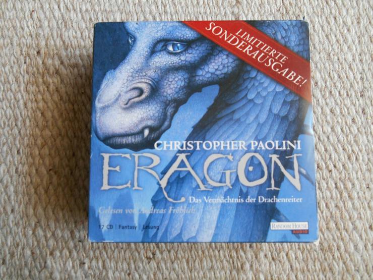 Hörbuch: Eragon. Das Vermächtnis der Drachenreiter