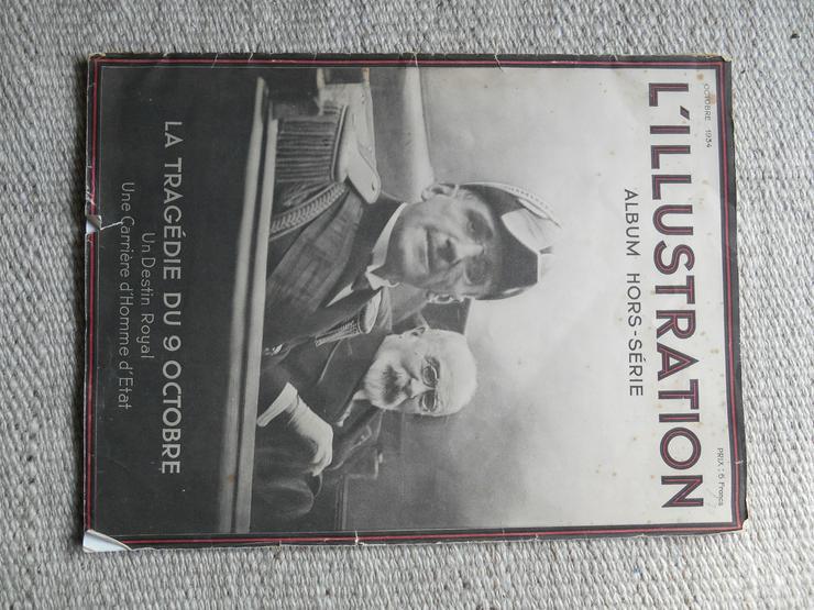 L'Illustration. Album Hors - Serie. La Tragèdie du 9. Octobre