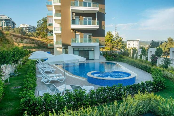 Bild 3: Türkei, Alanya. 2  Zi. Neubau-Wohnung. Erstbezug, 271-1