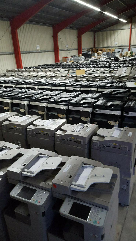 Suchen Sie einen Kopierer, Drucker, MFP zum Top Preis ? EXPORT