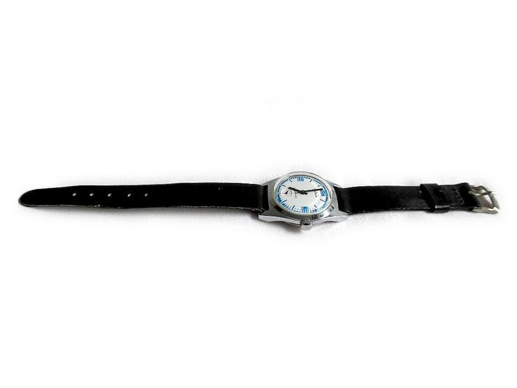 Bild 2: Elegante Armbanduhr von Ruhla
