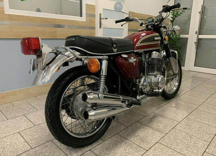 Bild 3: Honda 750 CB