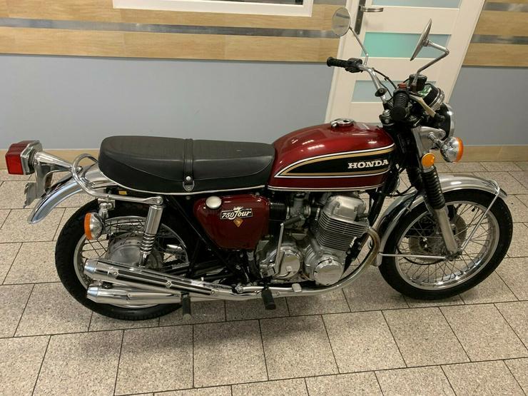 Bild 1: Honda 750 CB