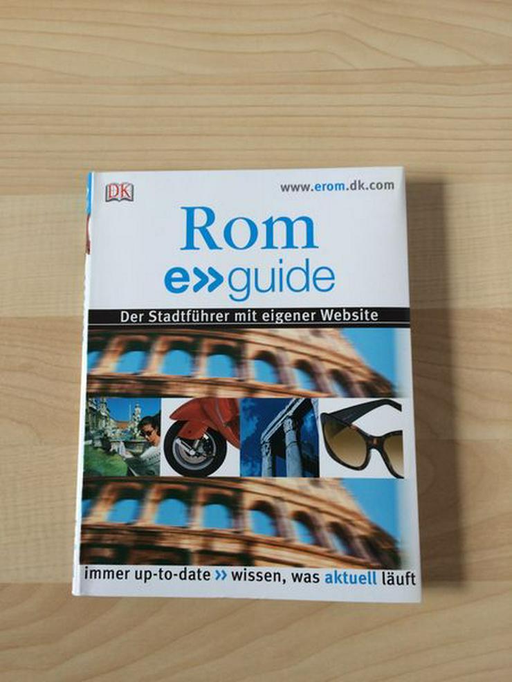 Buch Reiseführer Rom, UNBENUTZT - Reiseführer & Geographie - Bild 1