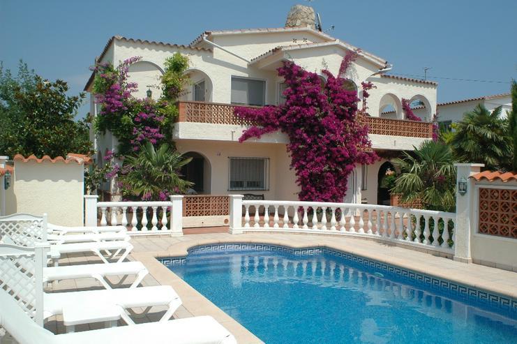 Ferienhaus/ Ferienwohnung/ Apartment VillaSol Empuriabrava Gerona Barcelona Spanien