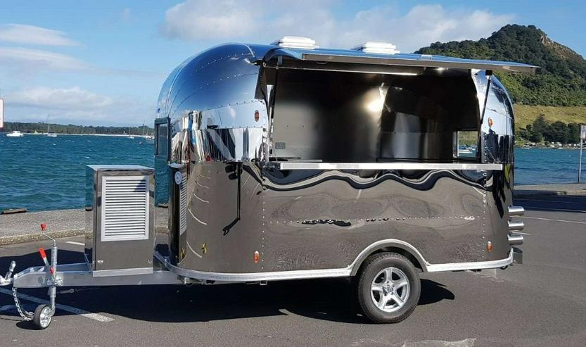 Imbisswagen Imbissanhänger Verkaufsanhänger Food-Truck