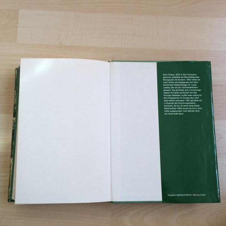 Bild 12: Buch Gorillas im Nebel v. Dian Fossey