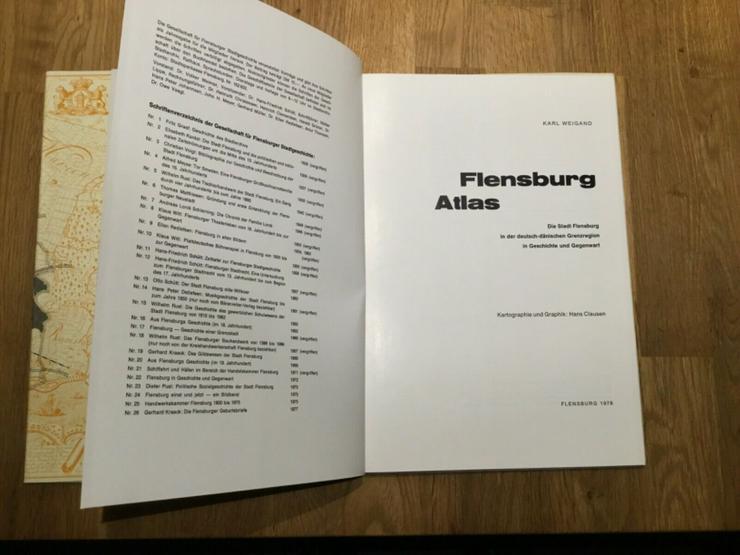 Bild 3: Flensburg - Atlas