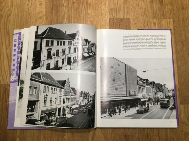 Bild 5: Flensburg - Einst und jetzt