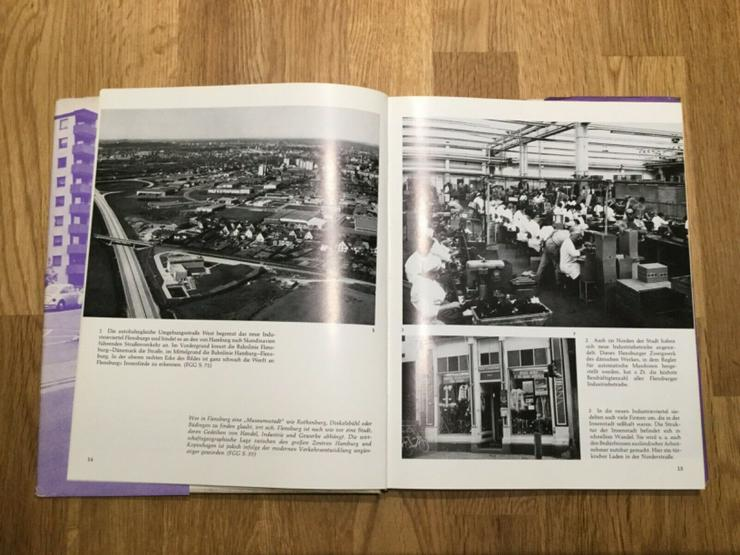 Bild 3: Flensburg - Einst und jetzt