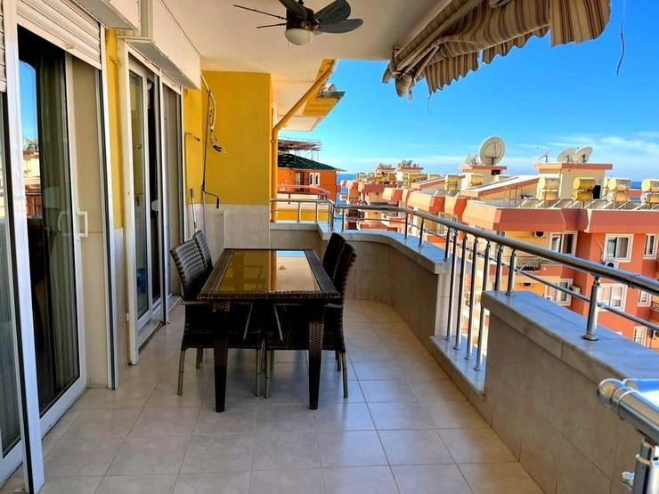 Bild 2: Türkei, Alanya. 5 Zi. Duplex-Wohng. 300 m², möbliert. 476