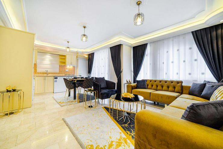 Bild 4: Türkei, Alanya. möblierte  3 Zi. Wohnung, 150 m zum  Strand. 473