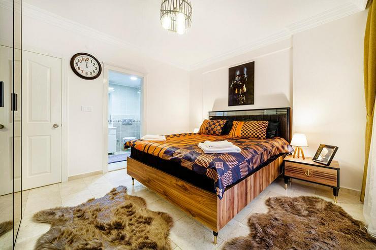 Bild 5: Türkei, Alanya. möblierte  3 Zi. Wohnung, 150 m zum  Strand. 473