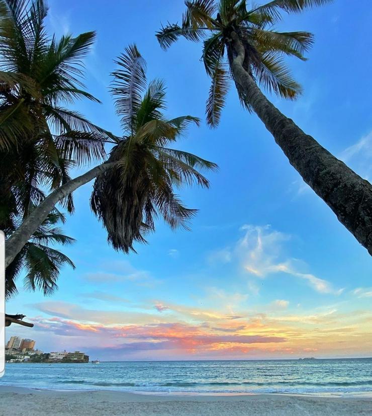 Karibik, Apartment am Strand
