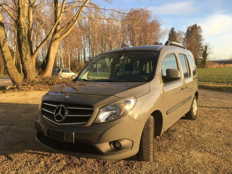 Bild 2: 2014 Mercedes-Benz Citan 109 CDI L