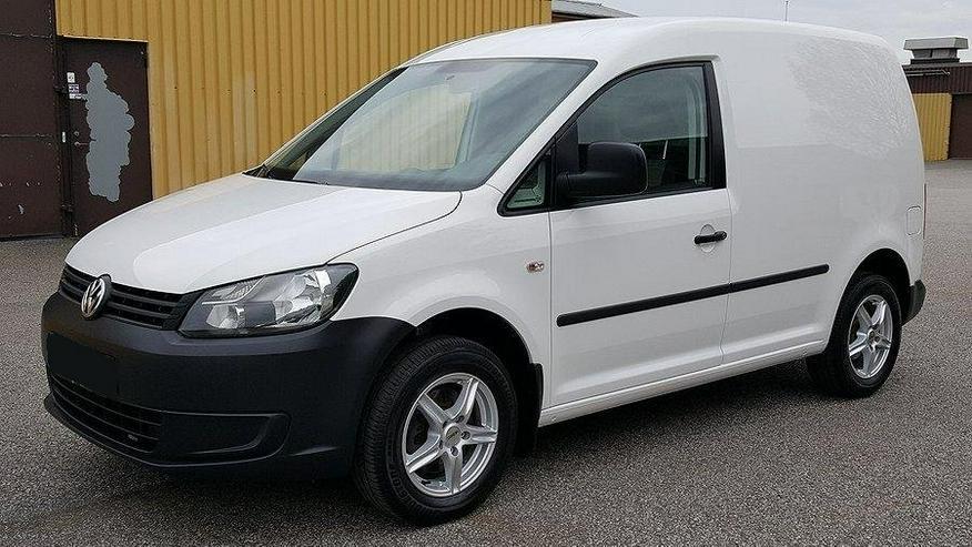2013 Volkswagen Caddy 1.6 TDI Edition 30