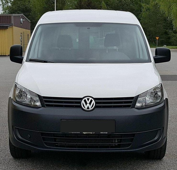 Bild 6: 2013 Volkswagen Caddy 1.6 TDI Edition 30