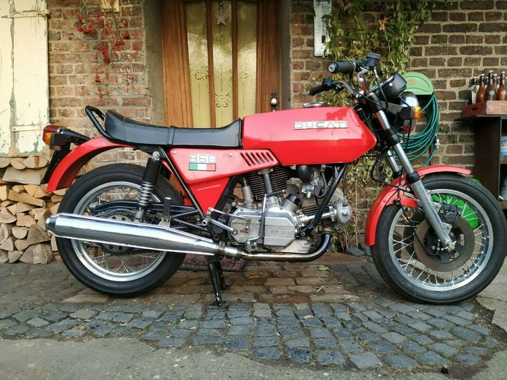 Ducati GT860