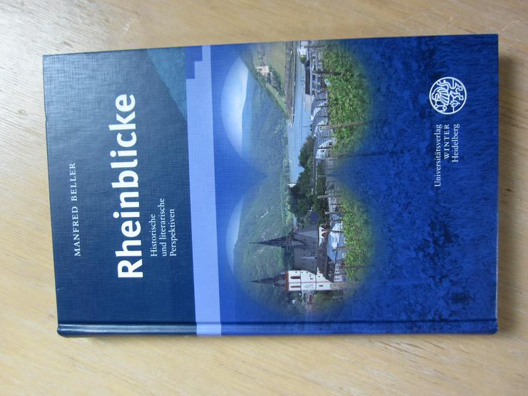 Bild 3: Manfred Beller: Rheinblicke. Historische und literarische Perspektiven