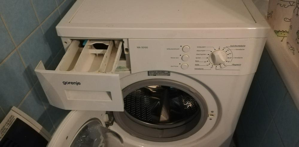 Waschmaschine günstig abzugeben!
