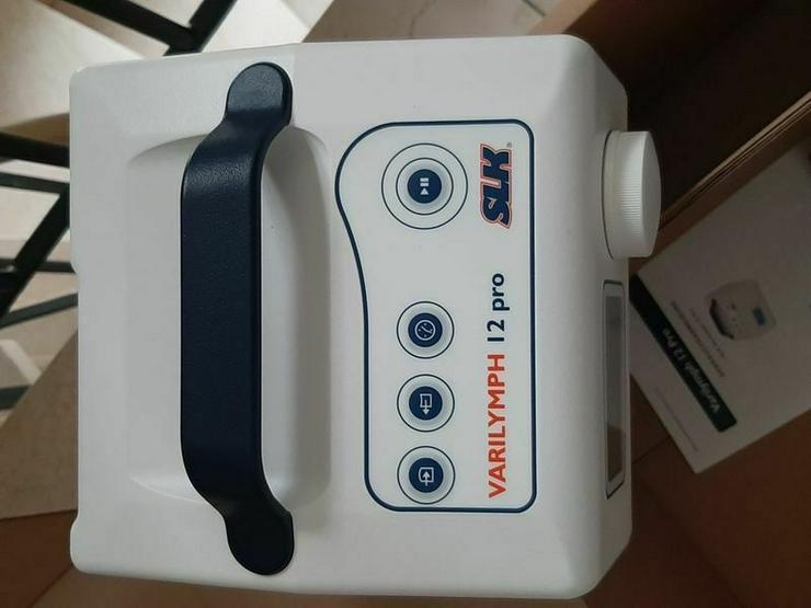 SLK Varilymph 12 Pro Lymphdrainage Gerät