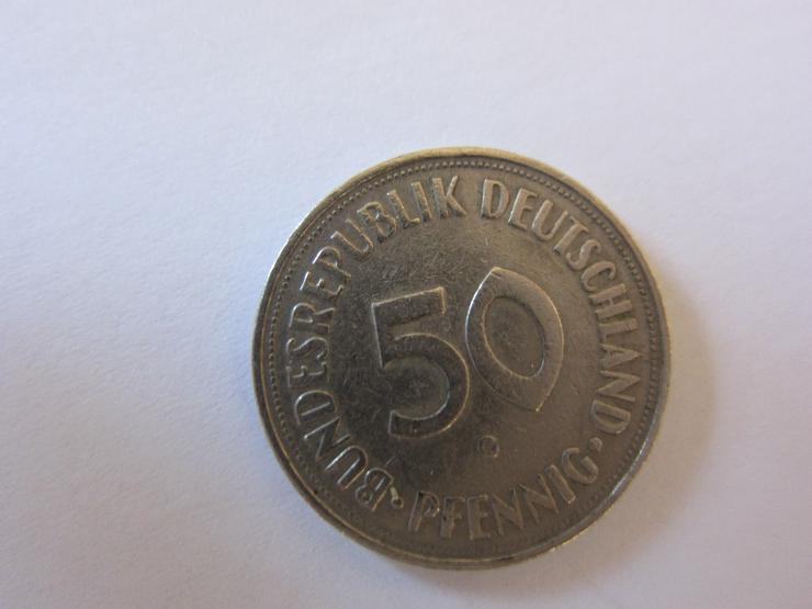 Bild 4: 3 50 Pfennig - Münzen