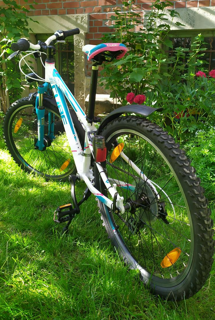 Bild 2: Mountainbike Cube Kid 240 Race Allroad blue/white