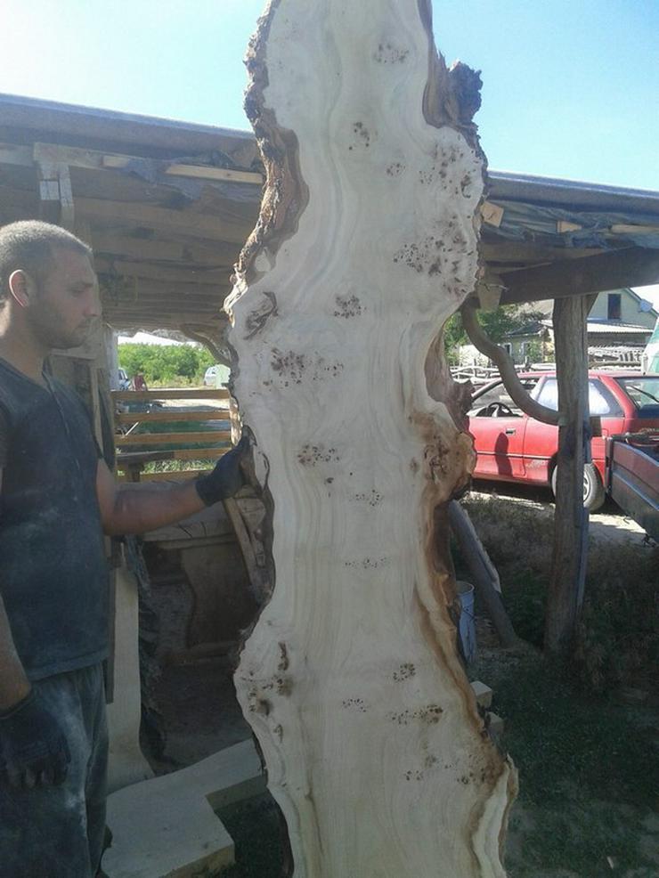 Bild 4: Getrocknetes Schnittholz aus Topolya - Pappelholz bestellbar!