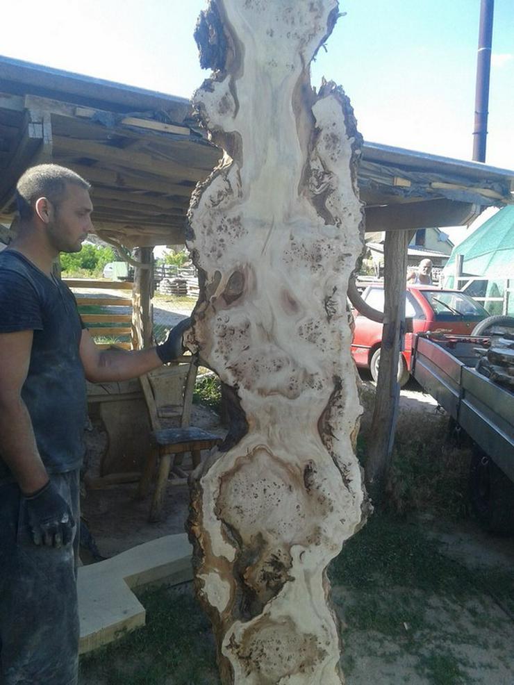 Getrocknetes Schnittholz aus Topolya - Pappelholz bestellbar! - Zimmerbrunnen - Bild 1