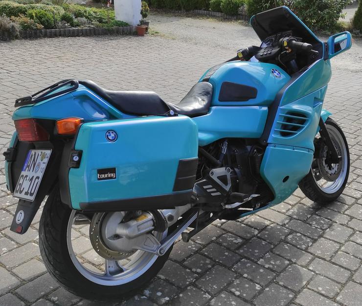 Bild 2: BMW K1100RS