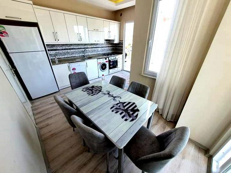 Bild 3: Türkei, Alanya. 4 Zi. Wohnung. Sehr günstig. 30 m z. Strand. 508