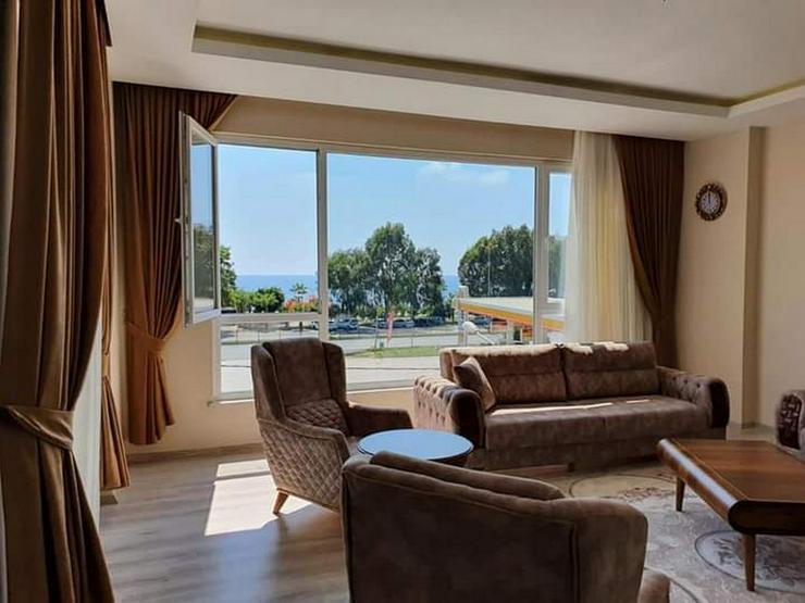 Türkei, Alanya. 4 Zi. Wohnung. Sehr günstig. 30 m z. Strand. 508 - Ferienwohnung Türkei - Bild 1