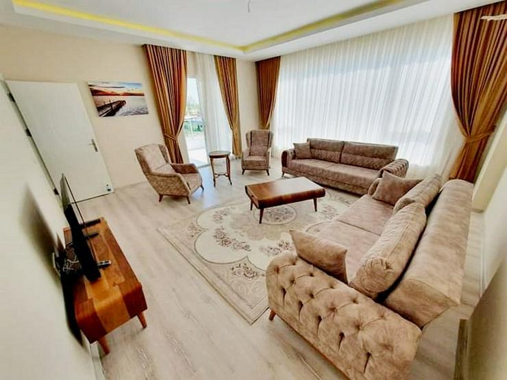 Bild 2: Türkei, Alanya. 4 Zi. Wohnung. Sehr günstig. 30 m z. Strand. 508