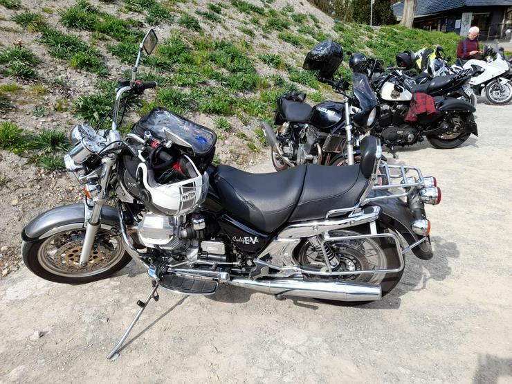 Moto-Guzzi - Moto-Guzzi - Bild 1
