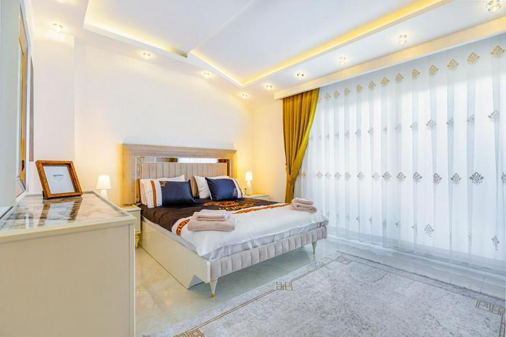 Bild 4: Türkei, Alanya. Luxus. 4 Zi. Duplex- Wohn. Stil und Qualit,465
