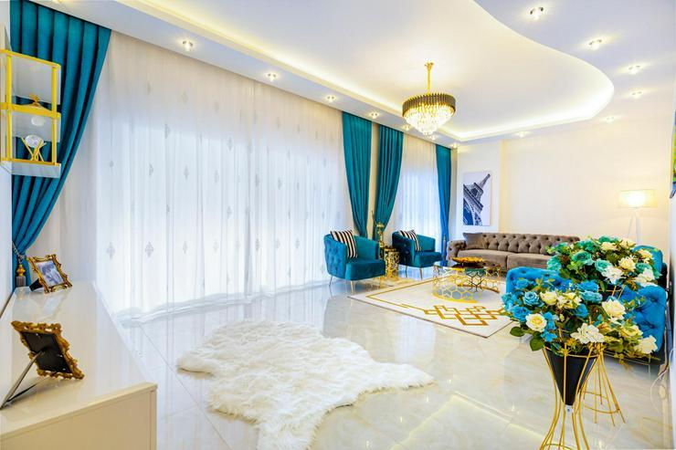 Türkei, Alanya. Luxus. 4 Zi. Duplex- Wohn. Stil und Qualit,465 - Ferienwohnung Türkei - Bild 1