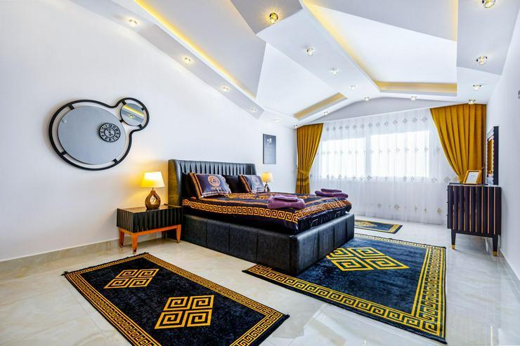 Bild 3: Türkei, Alanya. Luxus. 4 Zi. Duplex- Wohn. Stil und Qualit,465
