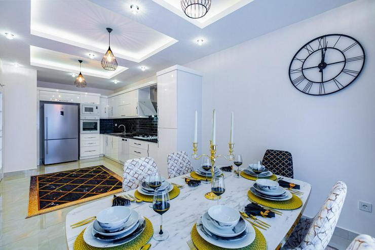 Bild 2: Türkei, Alanya. Luxus. 4 Zi. Duplex- Wohn. Stil und Qualit,465